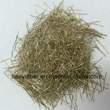 Бондарь покрыл микро- стальное волокно, Ty-CS, конкретное волокно усиленные волокна