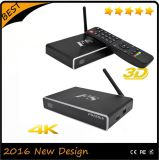 Полное 3D Amlogics812 Cheap греческое IPTV Smart Android TV Box