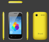 SYSTÈME D'EXPLOITATION androïde de Quarte-Faisceau de téléphone mobile de 3.5 '' GM/M par fabrication d'ODM d'OEM