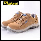 De hete Verkopende Schoenen van de Veiligheid met de Teen van het Staal voor Arbeiders l-7111