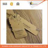 カスタム工場直接ペーパーこつの札はあなた自身のブランドを印刷する