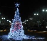 LED de Santa Luz Motif para o feriado do Xmas Decoração