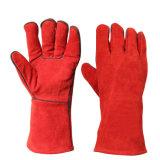ТеплостойкNp сверхмощные перчатки заварки предохранения от руки безопасности