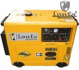 Super Stille Diesel van 3 Fase 5kw 5kVA 186f Generator