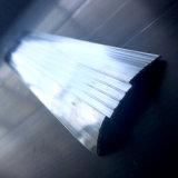 Le profil en aluminium/a déplié l'extrusion en aluminium du bâti de grille de tabulation
