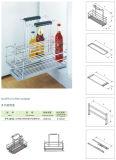 Modules de cuisine avec le système de dégagement
