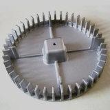 機械装置部品のふたの鋼鉄鋳造