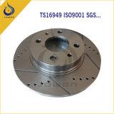 自動車部品を機械で造る鉄の鋳造CNC