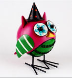 Atacado Fashion Decorative Metal Bird para casa