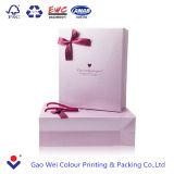Bolsa de papel impresa colorida del regalo de la Navidad del nuevo diseño 2016