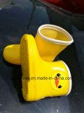 PVC Rainboots малыша способа,
