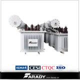 500kVA no transformador de potência do cambiador de torneira da carga