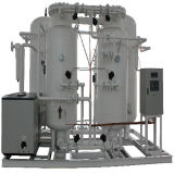 Машина концентратора кислорода генератора азота газа