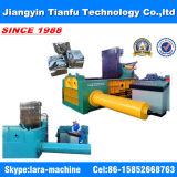 Máquina de embalagem hidráulica do desperdício do metal do compressor da sucata