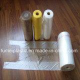 Косметический полиэтиленовый пакет покупкы пластичный упаковывать ясный