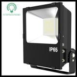 A melhor luz de inundação clara ao ar livre do diodo emissor de luz do fabricante 100W do diodo emissor de luz AC85-265