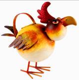 振りかけている最上質のカスタマイズされた一義的な金属の雄ん鶏はできる