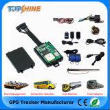 Inseguitore dell'automobile di GPS del fornitore con il sistema di controllo del livello di combustibile