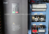 Máquina sextavada automática do engranzamento de fio de Gabion da eletrônica de Simens