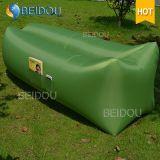 DIY不精な袋の空気インフレーション浜のベッドのバナナの寝袋の膨脹可能なソファーの空気ベッド