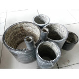 시멘트 Plant Ceramic Mining Hose Without Noise와 Vibration