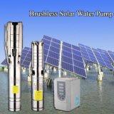 2016の新製品の多段式インペラーの太陽運転された水ポンプ