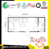 20 pies de casa plana modular del envase (XYJ-01)