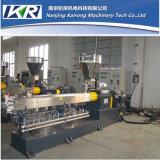 Nanjing Co-Que gira el PVC se aferra granulador del plástico de la máquina de la granulación del estirador de la película