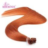 Estensione brasiliana dei capelli di Remy del Virgin diritto caldo di vendita