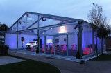 空気によって調節されるアルミニウムフレームの結婚式の玄関ひさし教会党テント