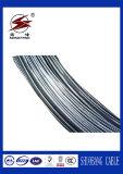 Fio de aço folheado de alumínio padrão de IEC/ASTM