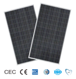 150W TUV / CE / Mcs / IEC Approvato mono - cristallino modulo solare