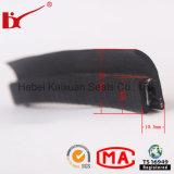 Tiras protectoras de goma durables de las piezas de automóvil