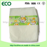 경제 Baby Diaper (S/M/L/XL) - PP Tape Baby Diapers를 가진 PE Film