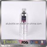 Bottiglia crema vuota dell'acquazzone di alluminio