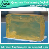 Adesivo quente Non-Toxic do derretimento para o tecido com ISO (AY-145)