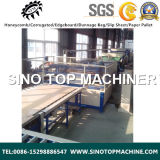 Bienenwabe Cardboard Laminating Machine Made in China