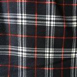 2017winter 직물 숙녀를 위한 100%년 면 능직물 Flannel에 의하여 인쇄되는 직물 및 남자의 잠옷 및 Sleepwear