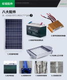 Separado 40W Last Solar Street Dark to Dawn LED Light