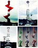 卸し売り23inch 60cm Borosilicate Material Tobacco Smoking Glass Water Pipe