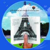 obiettivi Eccellente-Idrofobi sferici del taglio dell'azzurro UV400 di 72mm 1.56 con EMI