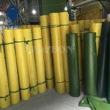 Tela incatramata impermeabile variopinta del PVC di prezzi di fabbrica per il coperchio del tetto