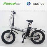 """20 """" إطار العجلة سمين يطوي درّاجة كهربائيّة ([تدن01ز-ك1])"""