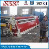 Máquina hidráulica universal da dobra e de rolamento da placa do rolo W12S-16X4000 4
