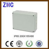 Коробка приложения кабельного соединения PVC 150*150*70 Rt водоустойчивая напольная пластичная