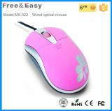 경쟁적인 Price Charming 3D Wired Optical Mouse