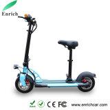 10inch車輪の小型Foldable電気スクーター