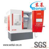 Máquina de pulir de los dígitos binarios de taladro del CNC 5-Axis