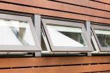 أستراليا معياريّة ألومنيوم ظلة نافذة مع [فلسكرين] ([كل-1025])
