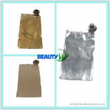 Conteneur de empaquetage de empaquetage cosmétique en métal de tube de métal flexible de tube
